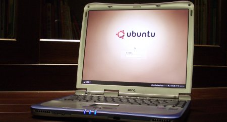 Ubuntu Linux 6.06 LTS On A BenQ Joybook 5000 T01