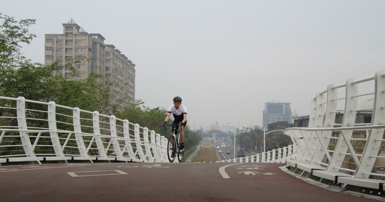 Qianzhen Star Bike Bridge