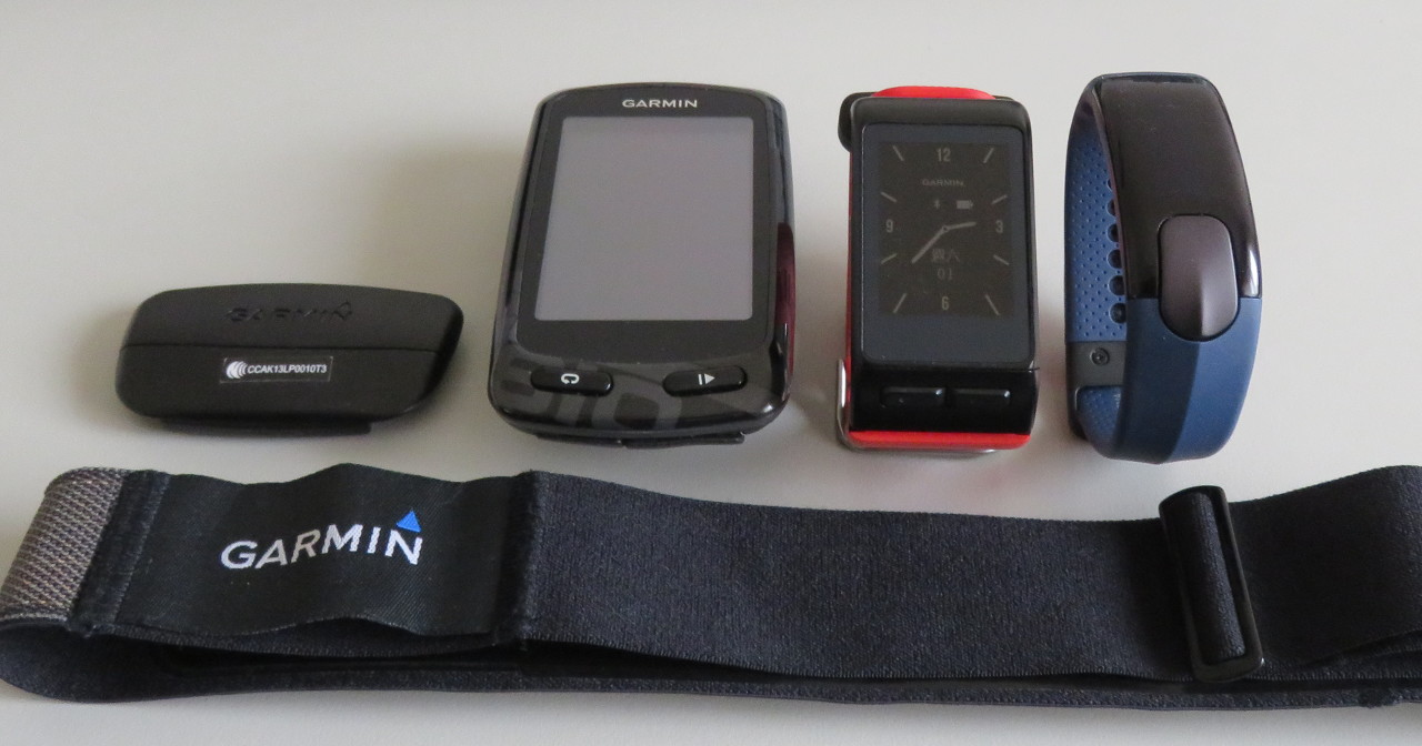 Heart Rate, Sports and Activity Tracking Devices
